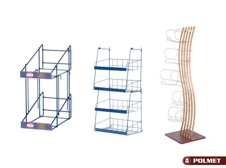 Wire Displays Racks